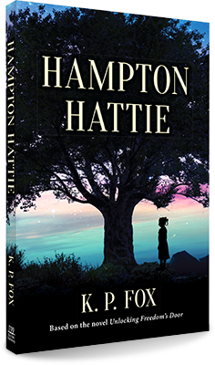 Hampton Hattie front cover